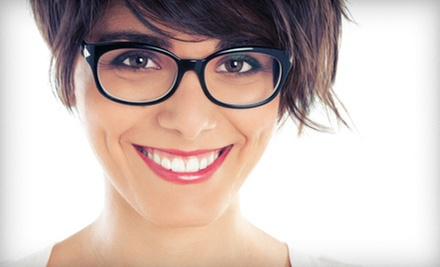 $89 for Exam, Refraction Test and $100 Toward Contacts or Glasses at Original Eyewear ($329 Value)