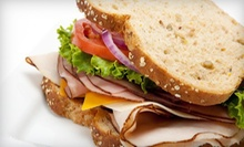 Sandwiches, Salads, and Soups or Take-Home Hams at Connie's Hams (Up to 53% Off)