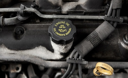 Oil Change, Air-Conditioning Tune-Up, or Both at DUO Auto Inc. (Up to 59% Off)