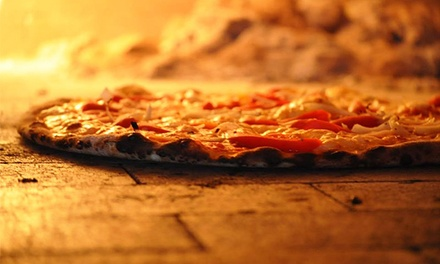 $11 for Two Groupons, Each Good for $10 Worth of Pizzeria Food at Nino's Coal Fired Pizza ($20 Total Value)
