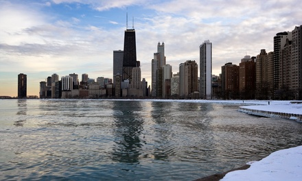 groupon daily deal - Stay at Red Roof Inn Chicago Downtown Magnificent Mile in Chicago, with Dates into June
