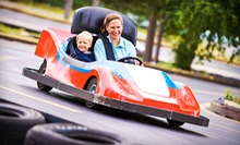 $15 for Go-Karts, Batting Cages, and Other Activities Plus Unlimited Pizza for One at Sport-N-Fun (Up to $32.47 Value)