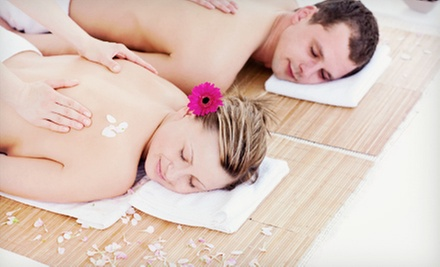 60-Minute Swedish Massage or 60-Minute Couples Massage Package at A New Day Spa (Up to 59% Off)