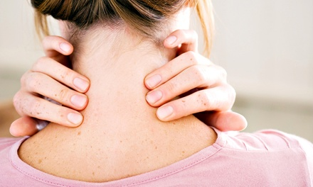 $25 for a Chiropractic Session at Healthy Back Chiropractic ($125 Value)