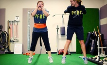 Four-Week Boot Camp with Two or Three Sessions a Week at Peak Fitness Workouts (Up to 59% Off)