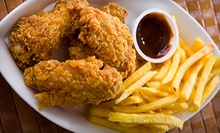 Southern Fare for Two or Four at Ms. Tootsies Restaurant Bar Lounge (Up to 51% Off)