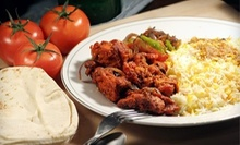 Two or Four Boxed Indian Lunches from India Masala Express (Half Off)