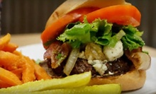 $8 for $16 Worth of Burgers at Honolulu Burger Co.