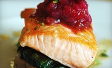 $15 for $30 Worth of Sushi and Seafood at Latitude 43