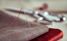 $10 for $20 Worth of Alterations and Tailoring at Alterations by Carolyn