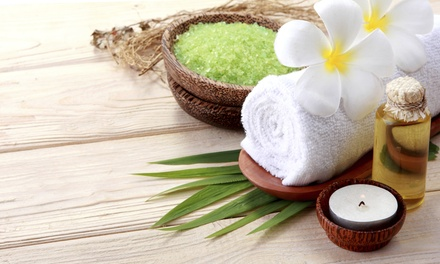 Two 60-Minute Massages from Live It UP Body Work N Massage (50% Off)