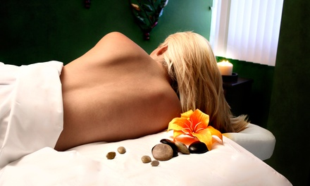 75-Minute Aromatherapy Massage Package at Hampton Bodywerks Massage Spa (81% Off)