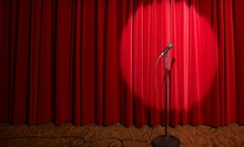 C$18 for a Standup-Comedy Show for Two at Yuk Yuk's (Up to C$36.61 Value)