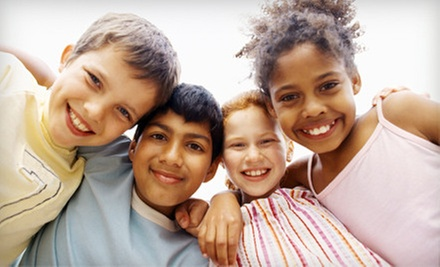 Children's Dental Care Packages at Children's Choice Pediatric Dental Care (91% Off). Four Options Available.