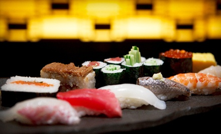 $12.50 for $25 Worth of Japanese Cuisine for Dinner for Two at Ichi Riki