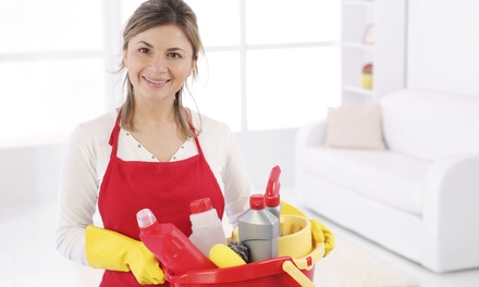 2.5- or 5-Hour Housecleaning Service from Q&R Cleaning Services LLC (57% Off)