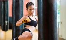 8 or 16 Cardio Kickboxing Classes at Lee Koon Hung Kung Fu (Up to 59% Off)