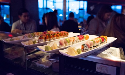 $249 for Japanese Dinner for a Party of 10 or More at Sushi Rock (Up to $420 Value)