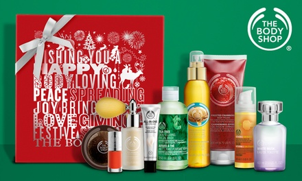 $15 for $30 Worth of Natural Skincare, Makeup, Bath & Body Care, Fragrance Products, and Gifts at The Body Shop
