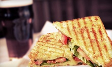 $15 for $30 Worth of Upscale Pub Food, Beer, and Drinks at Poppy's Time Out! Sports Bar &amp; Grill