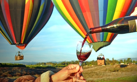 Hot Air Balloon Ride for Two on a Weekday or Weekend from Sunrise Balloons (48% Off)