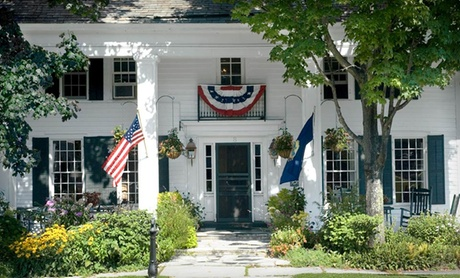 Stay at The Dorset Inn in Dorset, VT