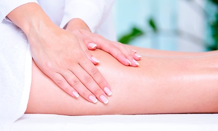 One or Three Cellulite-Reduction Massages at Spa Lyfe (Upt o 61% Off)