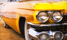$10 for a Blue Suede Shoes Full-Service Car Wash at Wash-n-Roll ($22.95 Value)