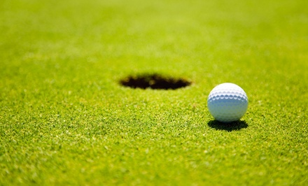 18-Hole Round of Golf for Two or Four with Cart Rental at Wildwood Golf Course (Up to 53% Off)
