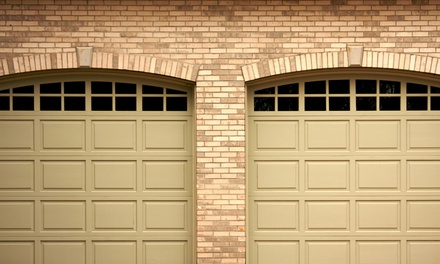Garage-Door Tune-Up and Inspection with Optional Roller Replacement from Garage Door Service Co. (Up to 70% Off)