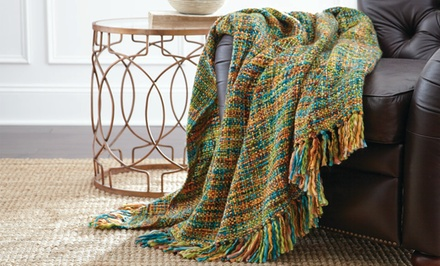 Oversized Throw Blanket