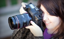 Four-Hour Photography Class for One or Two at Freeland Photography (Up to 84% Off)