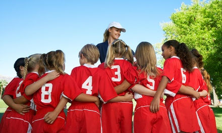 Up to 50% Off Sports Camp June 15-18 at University of Montevallo Women's Soccer