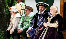 Mayfaire Renaissance Festival for Two or Four (Up to 55% Off)
