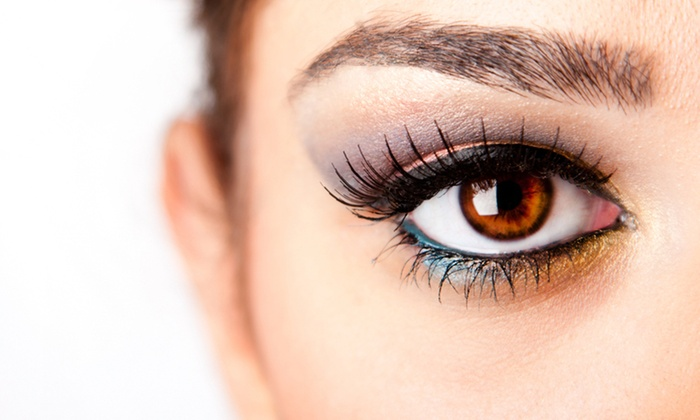 Delectable Day Spa - Johannesburg: Individual Eyelash Extensions at Delectable Day Spa