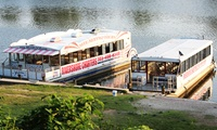 GROUPON: Up to 50% Off a Boat Cruise from Rivershore Charters Rivershore Charters