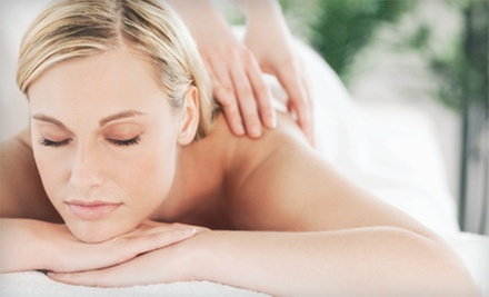 60- or 90-Minute Classic Massage or 90-Minute Hot-Stone Massage at Aspects Advanced Face and Body (Up to 59% Off)