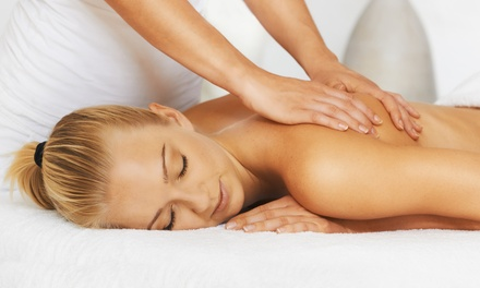Massage, Facial, or Both at Couture Salon & Spa (Up to 50% Off)