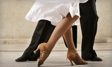 One Month of Unlimited Dance Classes and Parties for One, Two, or Four at American Style Ballroom (Up to 55% Off)