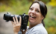 $49 for a Two-Hour On-Location Photography Class from Serendipity Studio ($149 Value)