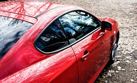 Tinting for Two or Five Windows at           Transonic (Up to 56% Off)