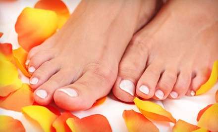 $299 for Laser Nail-Fungus Removal for Both Feet at The Center for Podiatric Care and Sports Medicine ($1,200 Value)