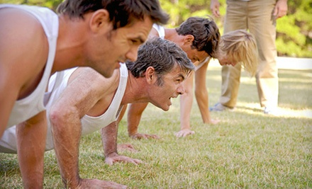 10 or 15 Boot-Camp Classes at Naples Fitness Boot Camp (83% Off)