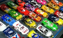 Six 15- or 30-Minute Slot-Car Races at Fast Track Hobbies (Half Off)