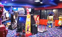 $19 for 80 Game Tokens and 2 Laser-Tag Passes at Galaxy Zone