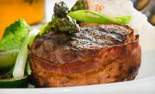 American Cuisine for Two or Four at Candle Light Inn (Half Off)