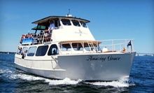 One-Hour Weekday or Weekend Harbor Tour for Two from Oldport Marine Services in Newport (Half Off)