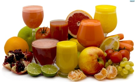 Up to 56% Off Juicing Class at The Juice Box Camper