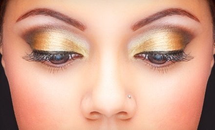 $99 for a 90–120-Minute Private Makeup Class from Christelsie Johnson of Christelsie.com ($200 Value)