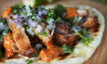 Three or Six Vouchers for $10 Worth of Mexican at El Tesoro Taqueria & Grill (Up to 52% Off)